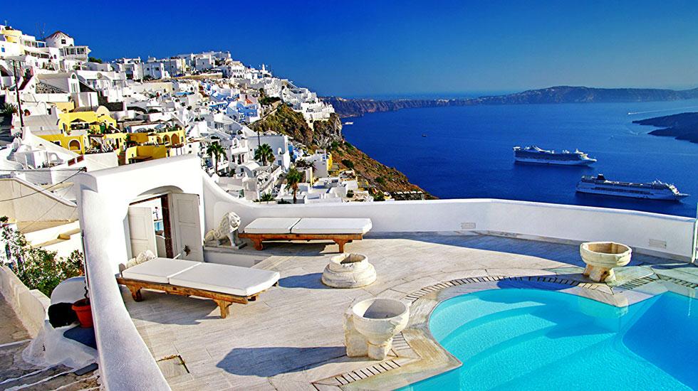 Đảo Santorini - Du lịch Hy Ljap (3)