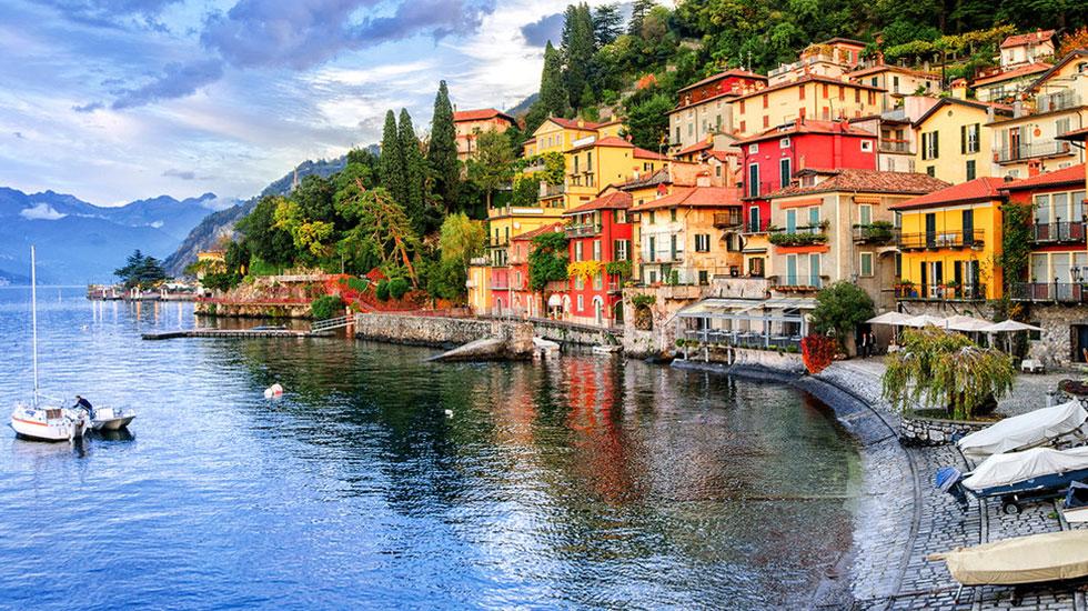 Hồ Como - Du lịch Thụy Sĩ