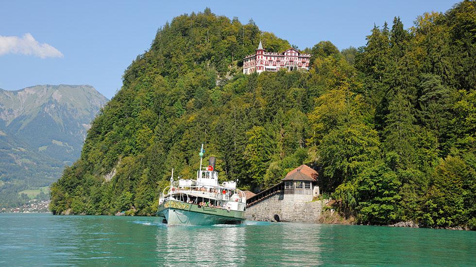Interlaken - Du lịch Thụy SĨ (2)