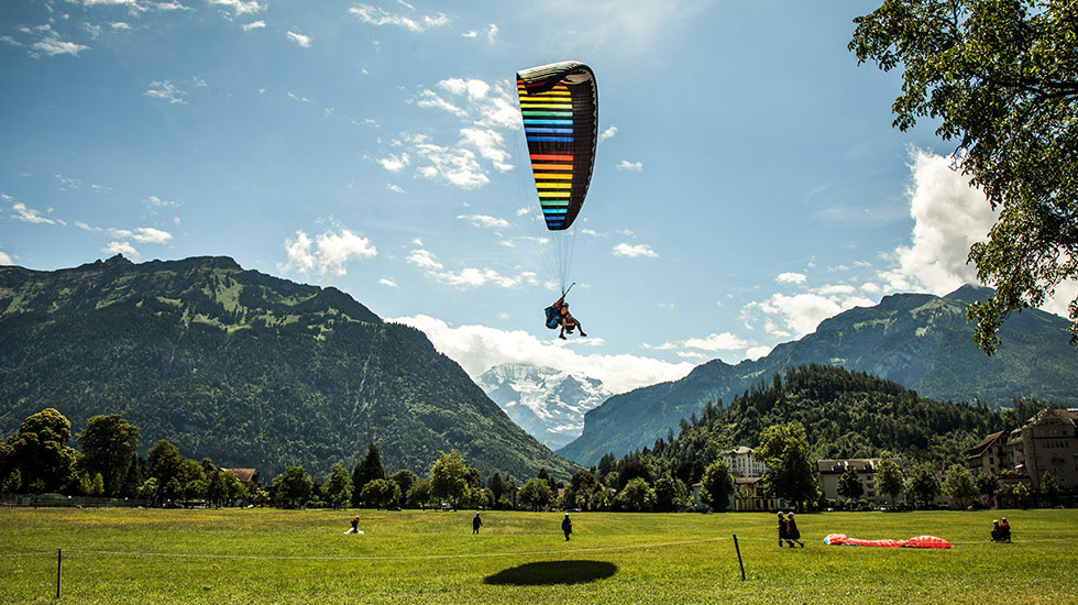 Interlaken - Du lịch Thụy Sĩ (1)