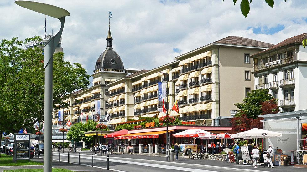 Intrelaken - Du lịch Thụy Sĩ