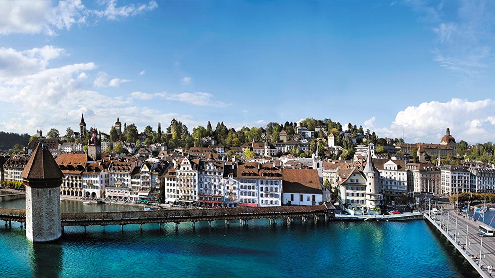 Lucerne - Du lịch Thụy Sĩ (2)