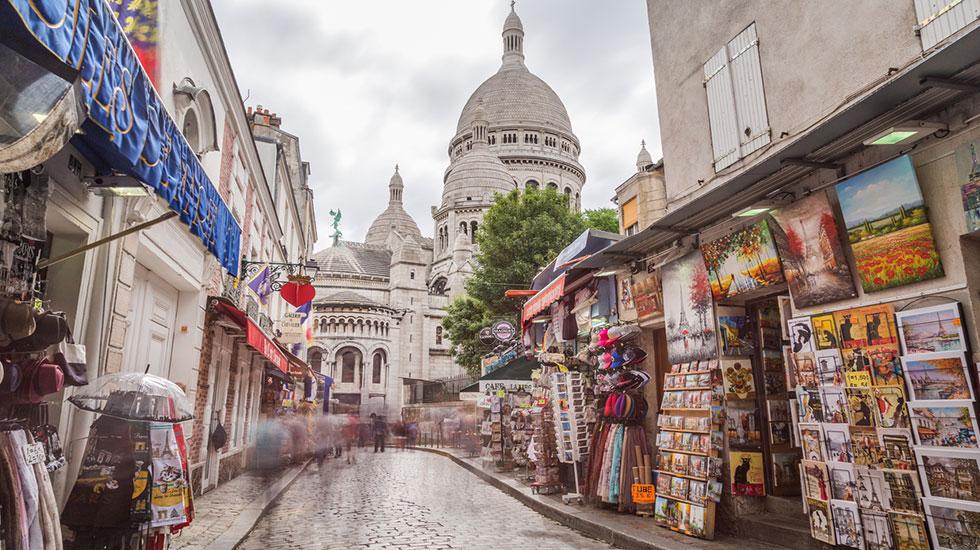 Montmartre - Tour Du Lịch Pháp