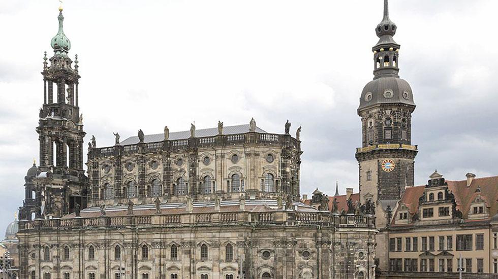 Nhà thờ Hofkicrhe - Du lịch Áo