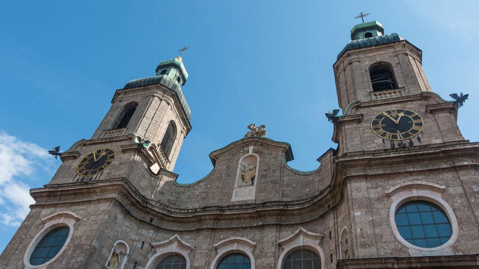 Nhà thờ St.-Jame - Du lịch Áo