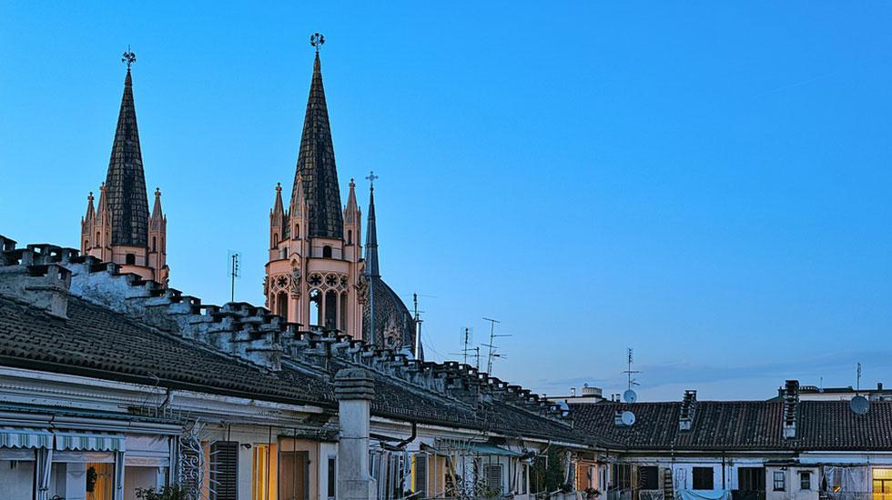 Nhà thờ Turin - Tour Du Lịch Ý