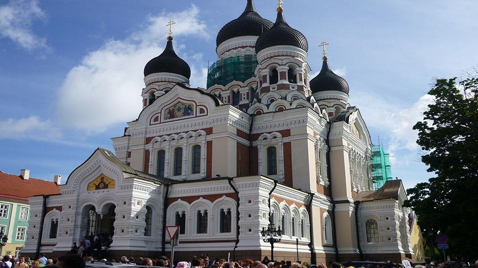 Nhà thờ chính Tallin - Tour Du lịch Estonia