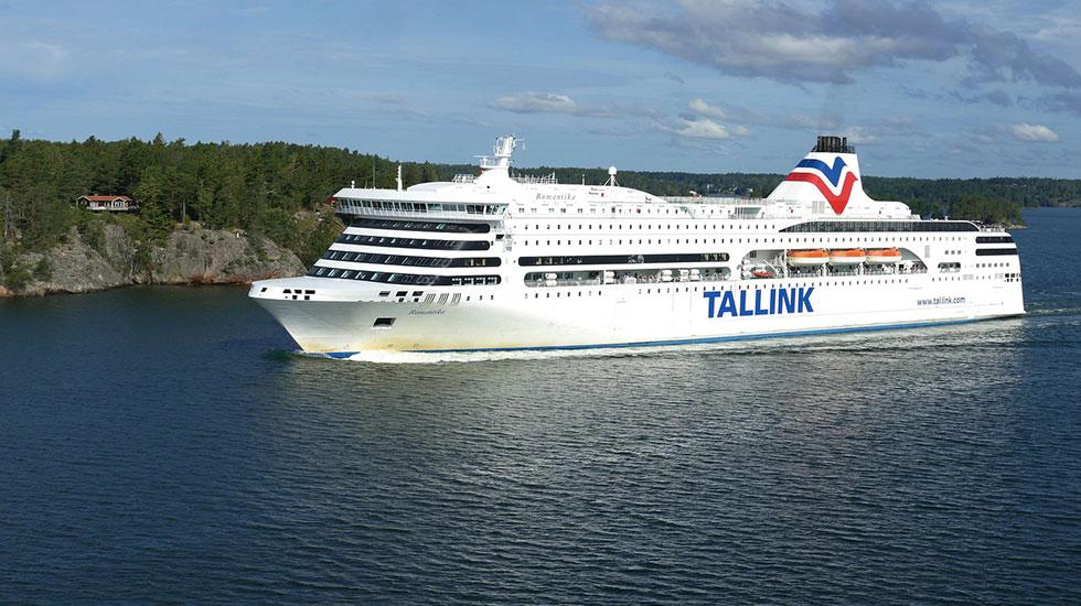 Phà Tallin - Tour Du Lịch Estonia