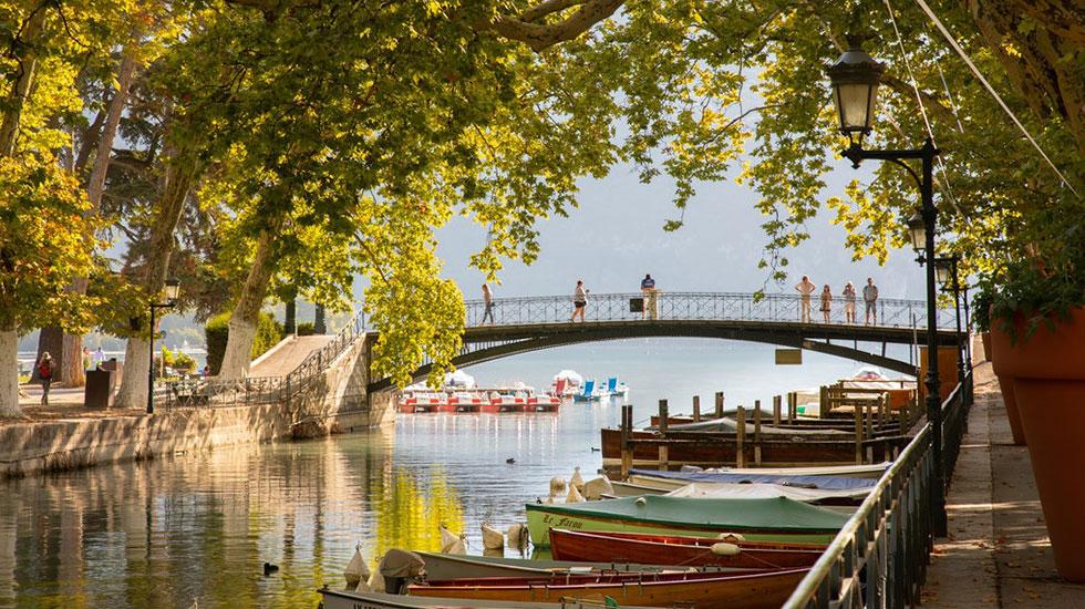 Pont des Amours - Tour Du Lịch Pháp
