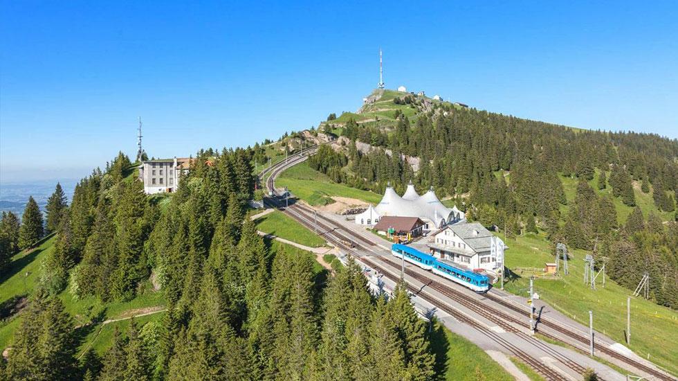 Rigi - Du lịch Thụy Sĩ (2)