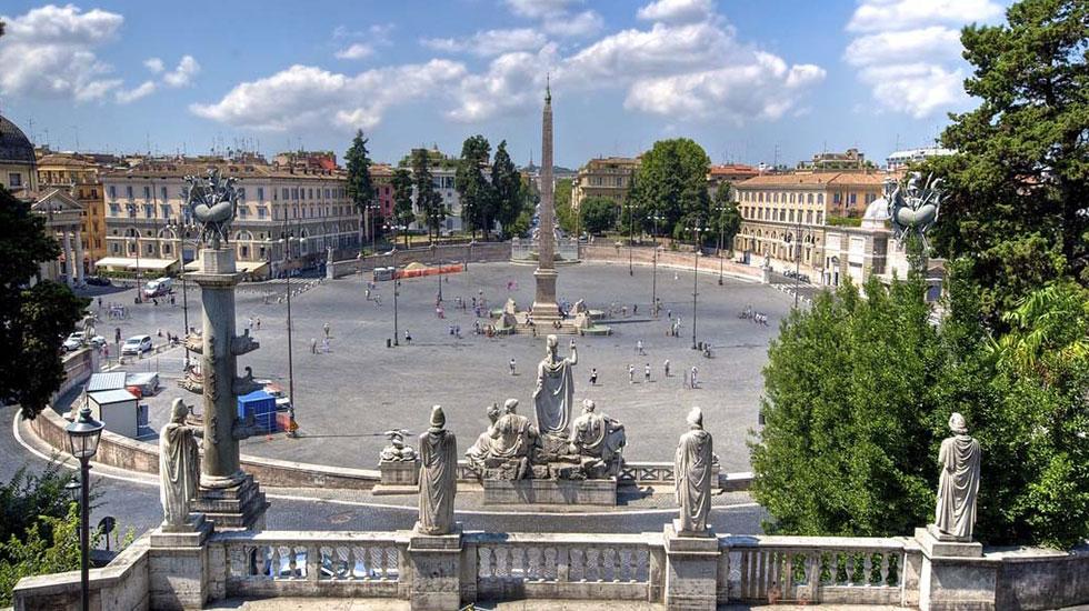 Rome - Tour Du Lịch Ý