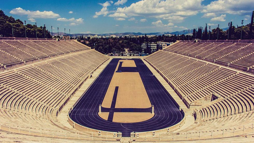 Sân vận động Panathinaiko - Du lịch Hy Lạp
