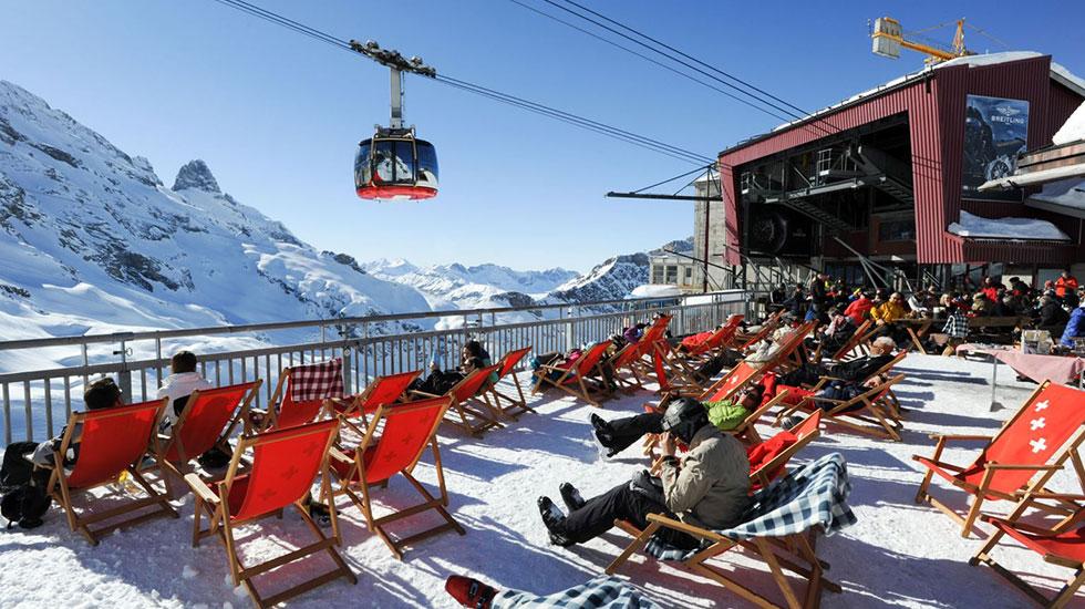 TITLIS - Du lịch Thụy Sĩ