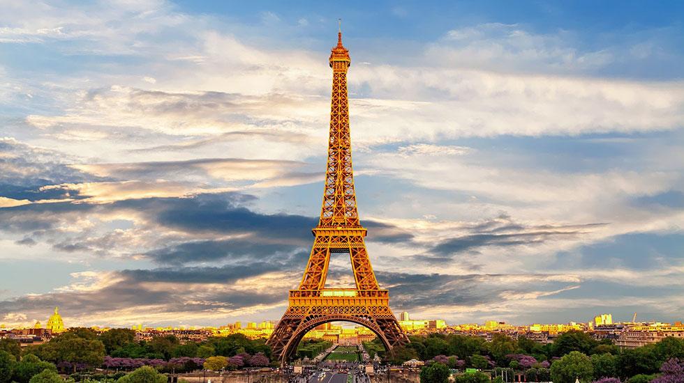 Tháp Eiffel - Tour Du Lịch Pháp