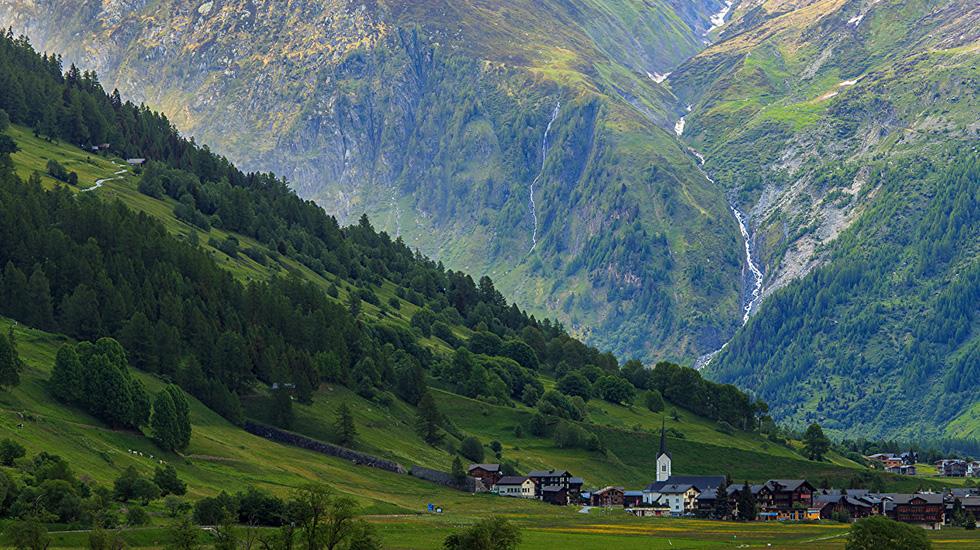 Thụy Sĩ - Du lịch Thụy Sĩ