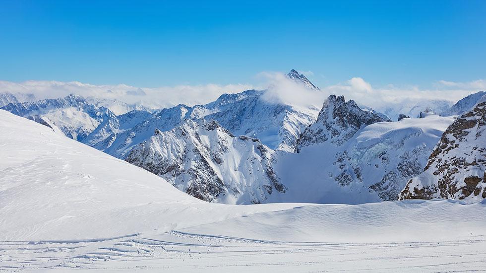 Titlis - Du lịch Thụy Sĩ (1)