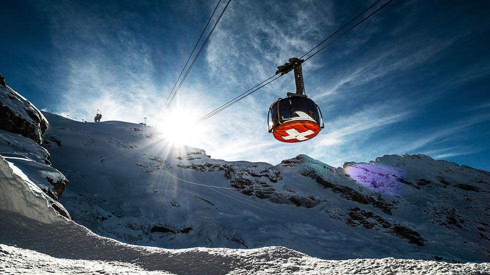 Titlis - Du lịch Thụy Sĩ (2)