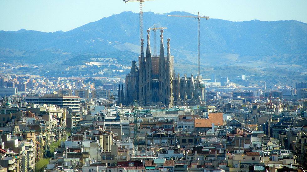 Toàn-cảnh-Barcelona - Tour Du Lịch Tây Ban Nha