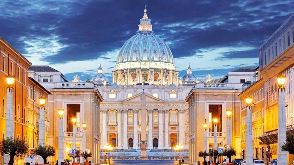 Vatican - Tour Du Lịch Ý