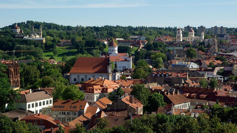 Vilnius - Tour Du Lịch Litva