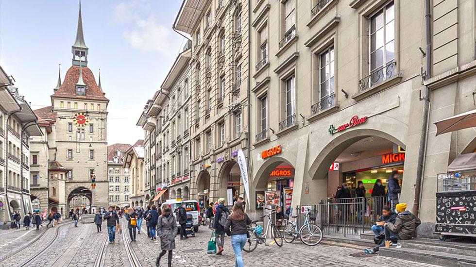 Zytglogge-Du lịch Thụy Sĩ