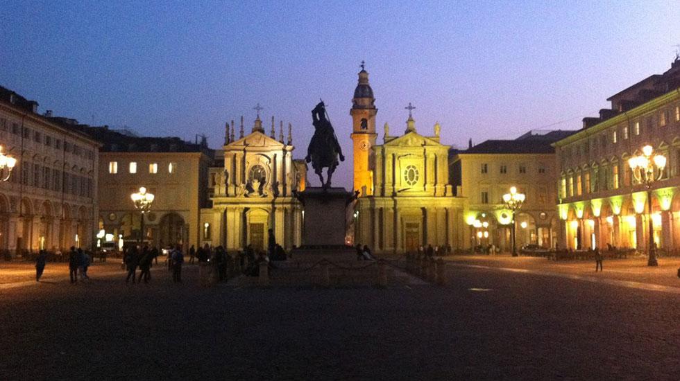 piazza-san-carlo - Tour Du Lịch Ý