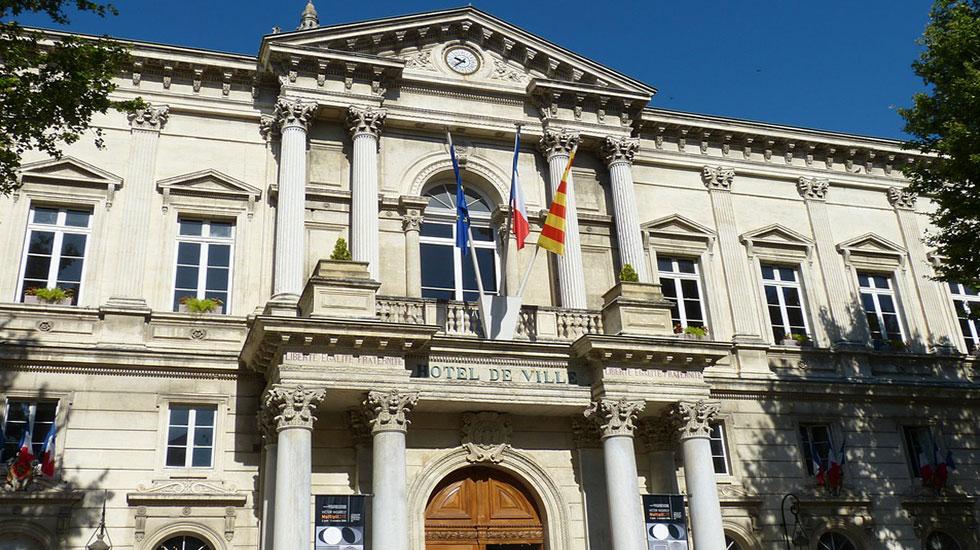 Avignon-City-Hall - Tour Du Lịch Pháp