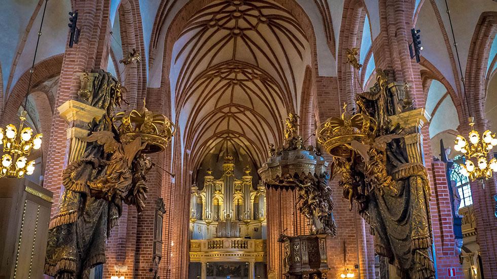 Cathedral - Tour Du Lịch Thụy Điển