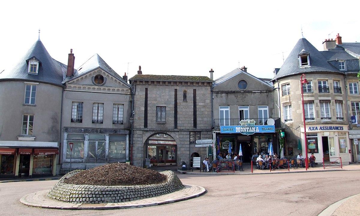 Chateau-Chinon - Tour Du Lịch Pháp
