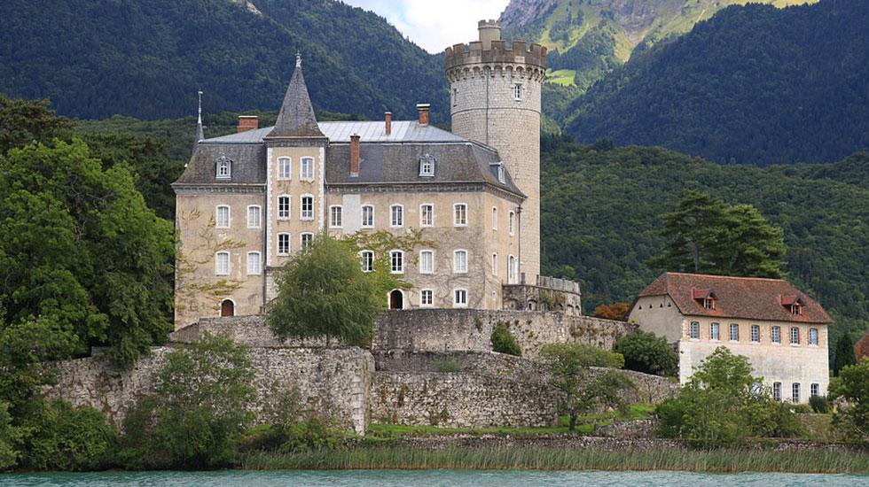 Chateaux Anenency - Tour Du Lịch Pháp