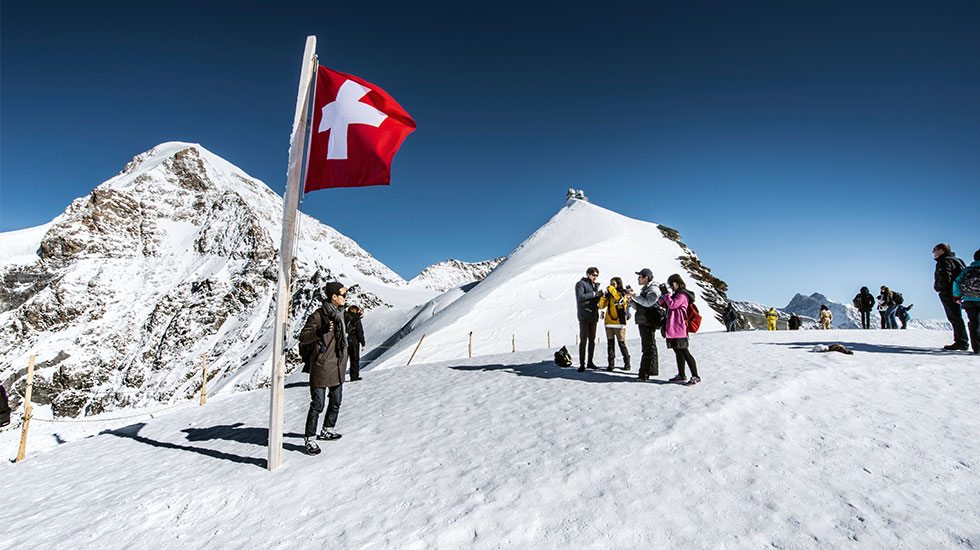 Jungfraujoch Top of Eruope - Du lịch Thụy Sĩ 2