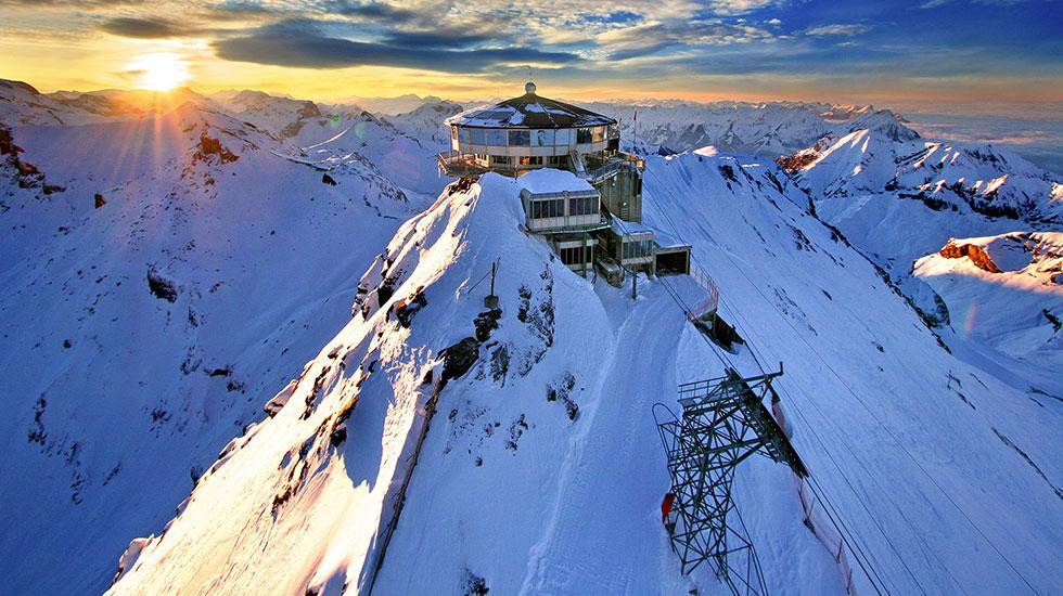 Jungfraujoch Top of Eruope - Du lịch Thụy Sĩ 3