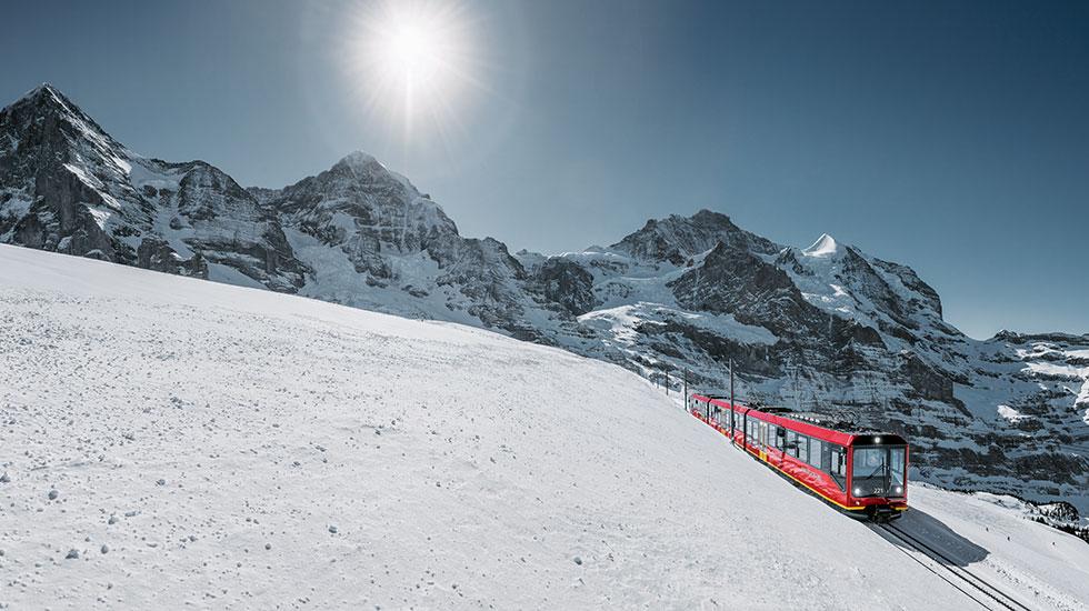 Jungfraujoch Top of Eruope - Du lịch Thụy Sĩ