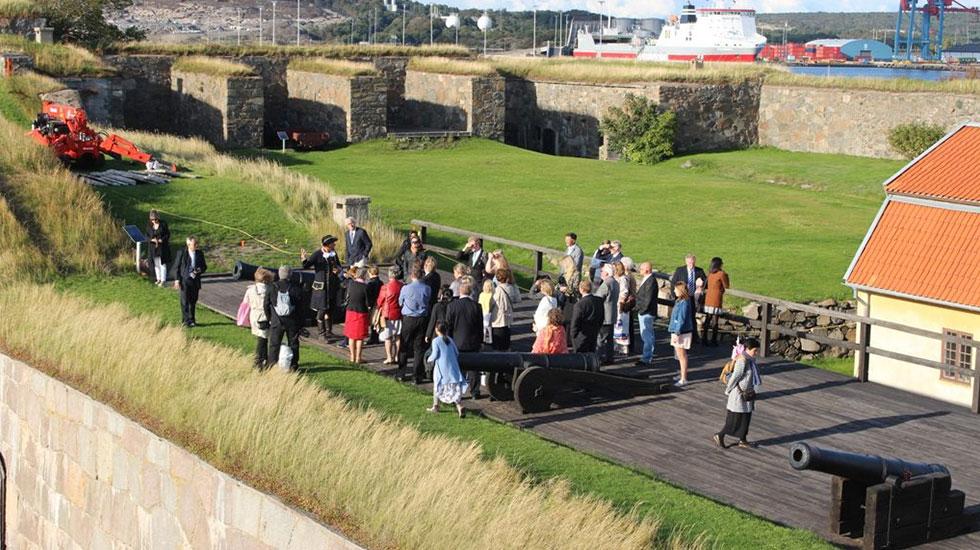 Pháo đài Alvsborg - Tour Du Lịch Thụy Điển