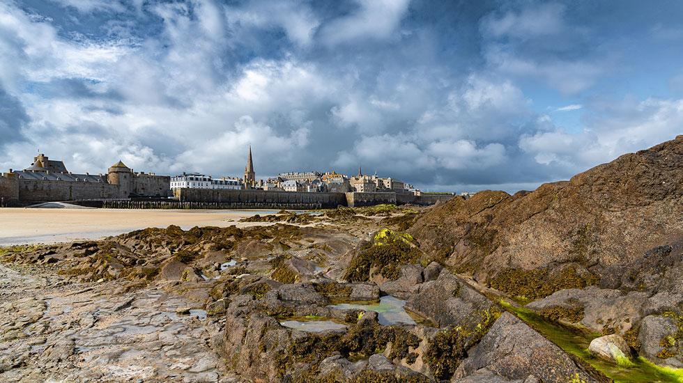 Saint Malo - Tour Du Lịch Pháp