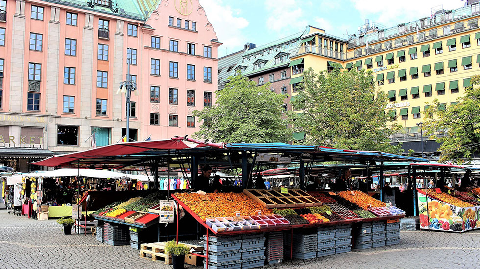 Stockholm 2 - Tour Du Lịch Thụy Điển 2