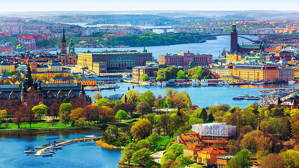 Stockholm 2 - Tour Du Lịch Thụy Điển