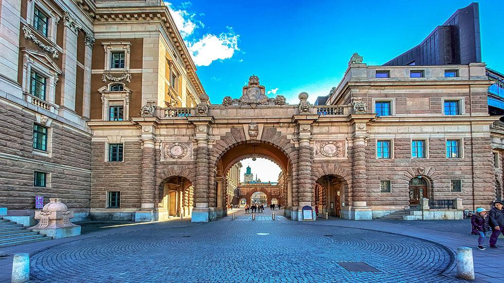 Stockholm - Tour Du Lịch Thụy Điển