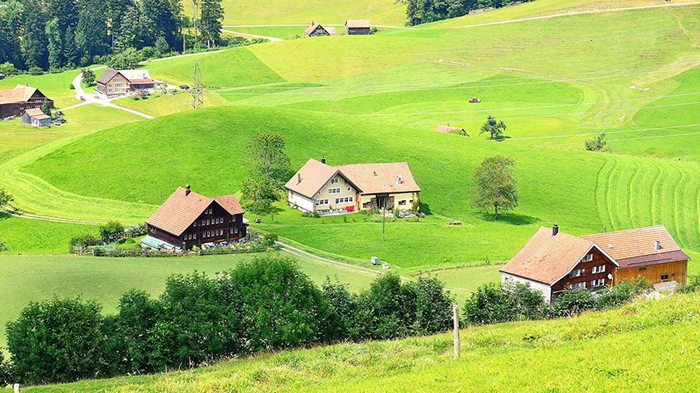 Switzerland - Du lịch Thụy Sĩ