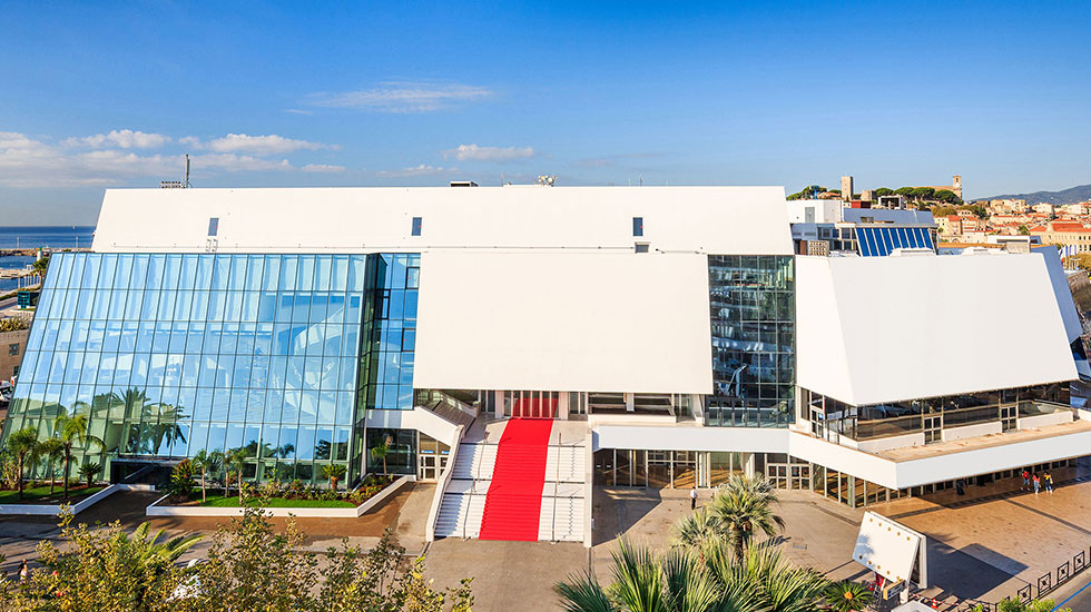 Tòa nhà Liên Hoan Phim Quốc Tế Cannes - Tour Du Lịch Pháp