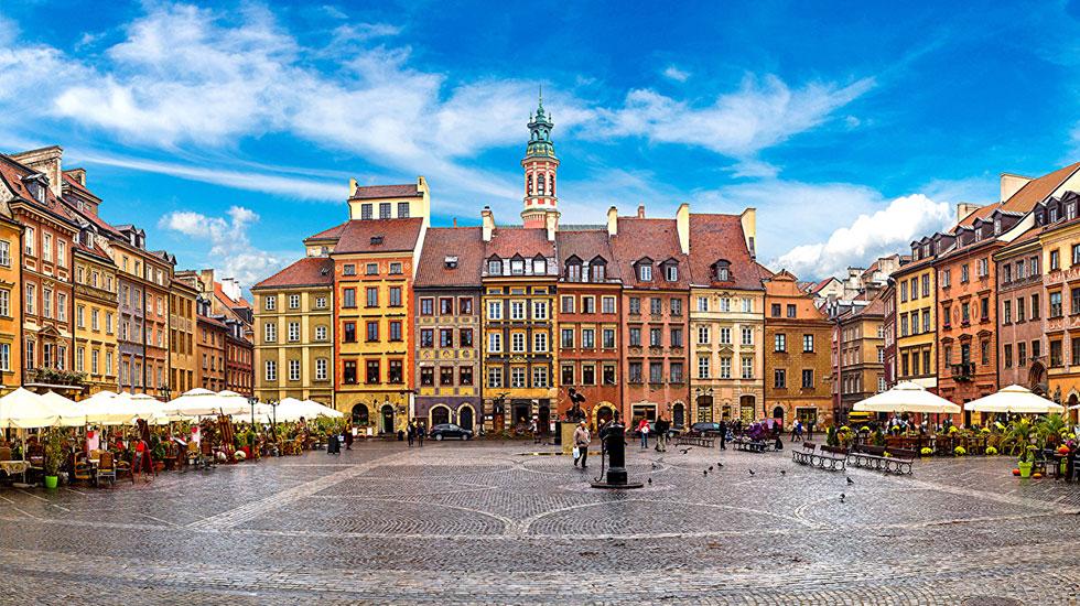 Ba Lan Krakow - Tour Du Lịch Ba Lan