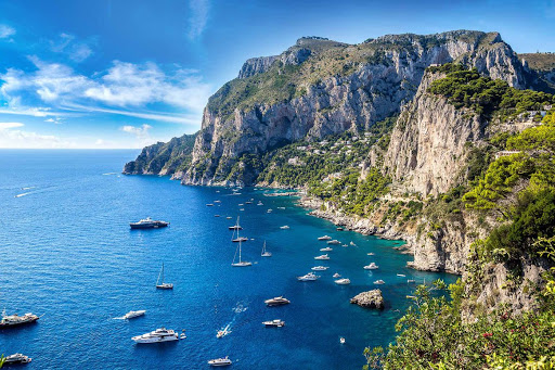 Capri 2 - Tour Du Lịch Ý