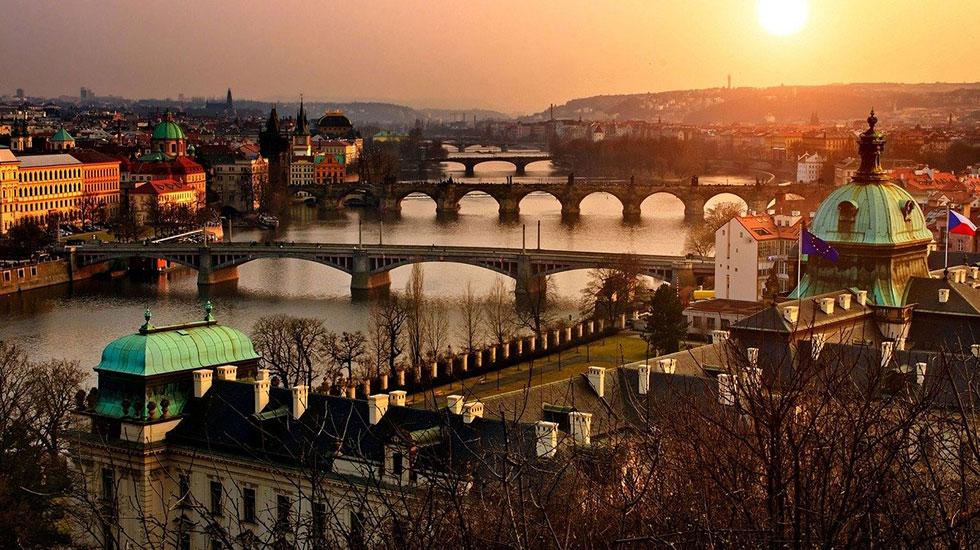Cây Cầu Charles - Tour Du Lịch Cộng Hòa Séc
