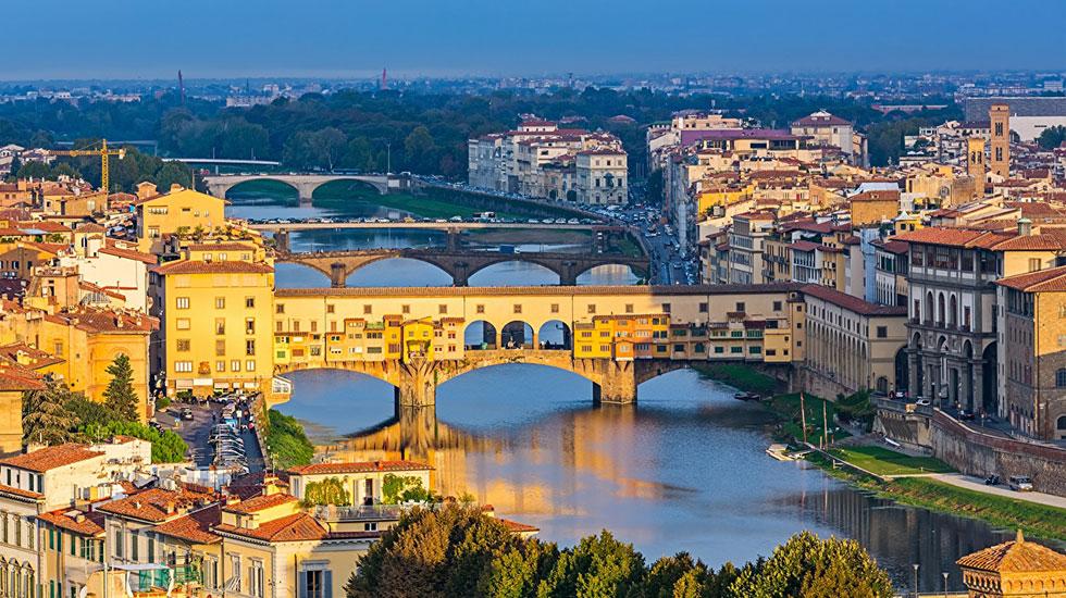 Chiếc Cầu Ponte Vecchio - Tour Du Lịch Ý