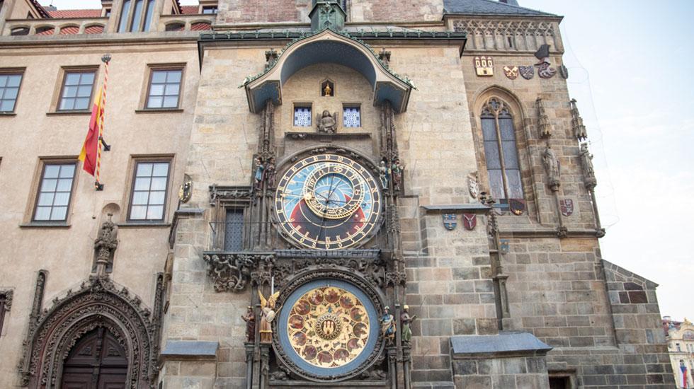 Đồng hồ thiên văn Praha - Tour Du Lịch Cộng Hòa Séc