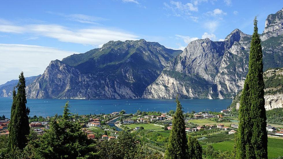 Hồ Garda - Tour Du Lịch Ý