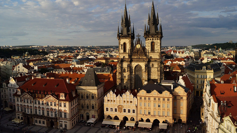 Lâu đài Praha Castle - Tour Du Lịch Cộng Hòa Séc
