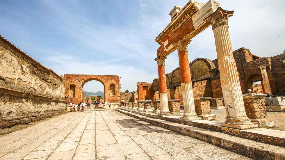 Pompeii - Tour Du Lịch Ý