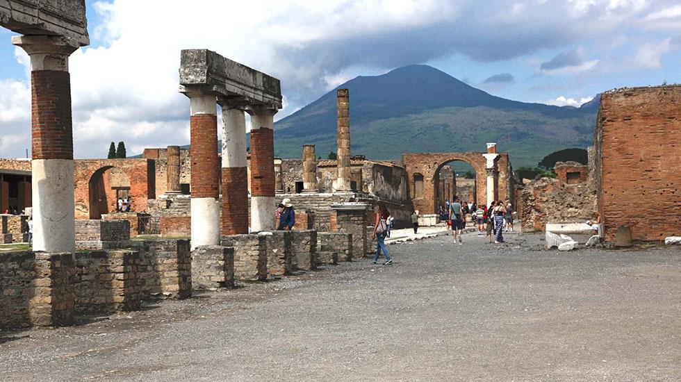 Pompeii_forum-hdr - Tour Du Lịch Ý
