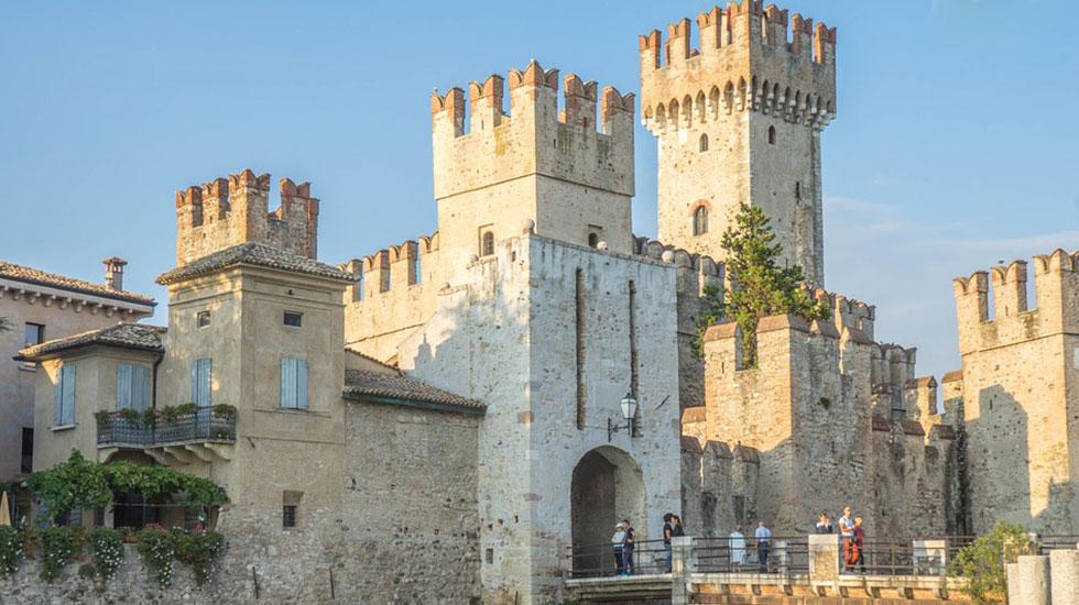 Scaliger-castle - Tour Du Lịch Ý